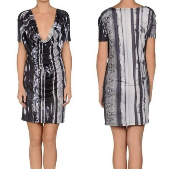 Maison Martin Margiela Dresses & Skirts - New MM6 Maison Martin Margiela digital print dress